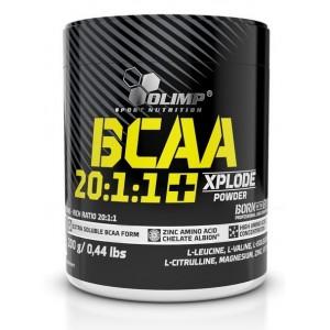 BCAA 20:1:1 Xplode Powder (200г)